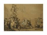 Place Victoire a Paris  1784