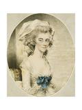 Portrait of Mrs Boyd  1784