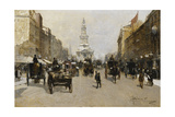 The Strand  London  1888