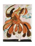 The Dancer Palucca; Die Tanzerin Palucca  C 1930-31