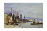 Mayence  on the Rhine  1895