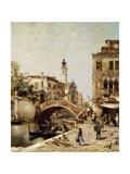 Santa Catarina Canal  Venice