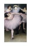 Harlequin Dancers; L'Arlequin Aux Danseuses  1896