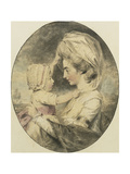 Portrait of Mrs Hartop and Her Child  1780