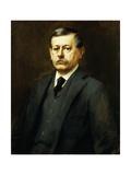 Portrait of Patterson  1895