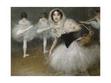 The Dancers; Les Danseuses