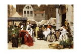 The Flower Market  1870