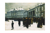Changing of the Guard at Amalienborg Palace  1902-1903