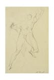 Haman  after Michelangelo