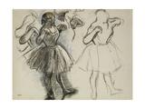 Dancers; Danseuses
