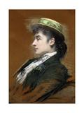 Portrait of Mme Lebegue