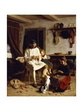 Family Chores  1859