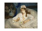 Waking Up; Le Reveil  1885