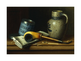 Still Life with Pipe and Tobacco