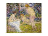 Bathers; Les Baigneuses