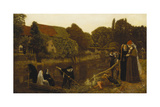 The Convent Boat  1874