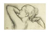 Bust of Woman; Buste De Femme
