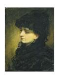 Portrait of Jeanna Heijkenskjold  1881