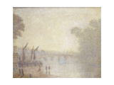 A Classic Landscape  Richmond  Surrey  1893