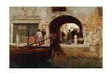 A Venetian Archway  1893