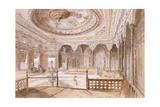 An Interior of a Palace at Uyne