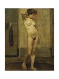 Standing Nude; Nu Debout