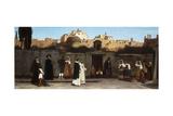 Roman Street Scene  1872