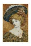 Woman with Hat; Femme Au Chapeau - Vrouw Met Hoed