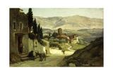 Near Perugia  1870