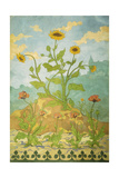Sunflowers and Poppies; Soucis Et Pavots  1899