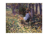 Autumn Sunlight  1888
