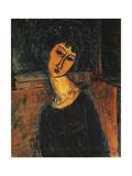 Jeanne Hebuterne  C1916-17