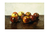 A Still Life of Apples
