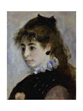 Portrait De Madame Henriot  1874