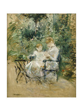 In the Garden; Dans Le Jardin  C1885