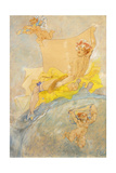 Poster for an Exhibition; Affiche Pour Une Exposition  1896