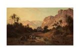 Rephidim  Desert of Sinai  1877