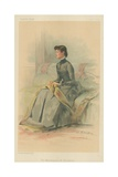 The Marchioness of Waterford  1 September 1883  Vanity Fair Cartoon