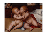The Infant Christ with the Infant St John the Baptist
