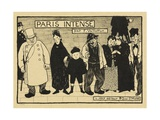 Paris Intense  1893-94