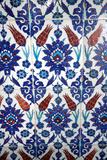 Iznik Tiles  Rustem Pasha Mosque  Istanbul  Turkey