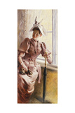 At the Window  1892