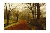 Stapleton Park  Pontefract  1877