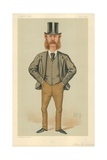 Mr Charles Henry Wilson  Hull  21 February 1885  Vanity Fair Cartoon