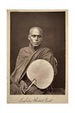 Sinhalese Buddhist Priest