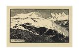 The Breithorn  1892