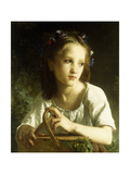 La Petite Ophelie  1875
