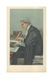 Mr John Lawson Walton  6 March 1902  Vanity Fair Cartoon