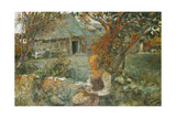 The Last Rays; Les Dernieres Rayons  1887-90