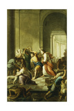 Christ Driving the Money-Changers from the Temple